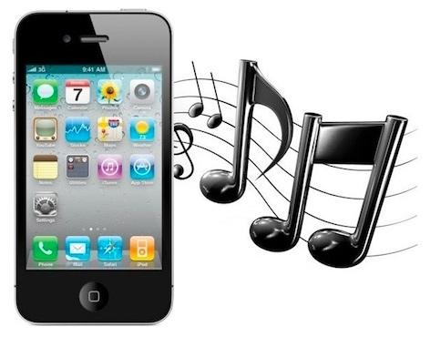 Скажем «нет» стандартным мелодиям, или как установить рингтон на iPhone
