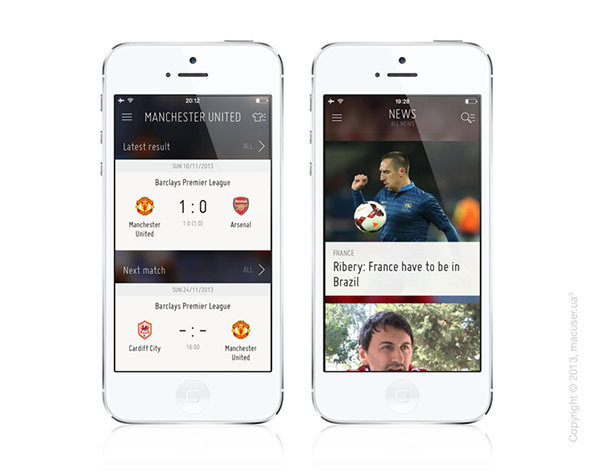 FIFA выпустила официальное приложение для iOS устройств