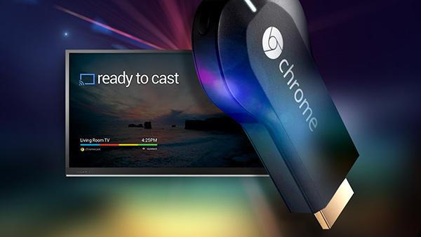 Google пополнила коллекцию приложений для телеприставки Chromecast