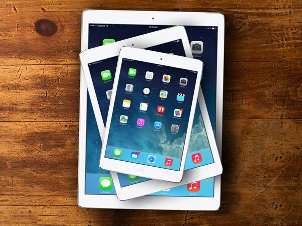 Выпуск нового iPad Pro с 12,9-дюймовым экраном не за горами