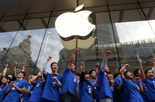 Доля смартфонов Apple в Китае – всего 6%