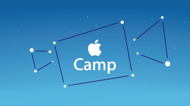 Детский фестиваль кинематографа в рамках Apple Camp