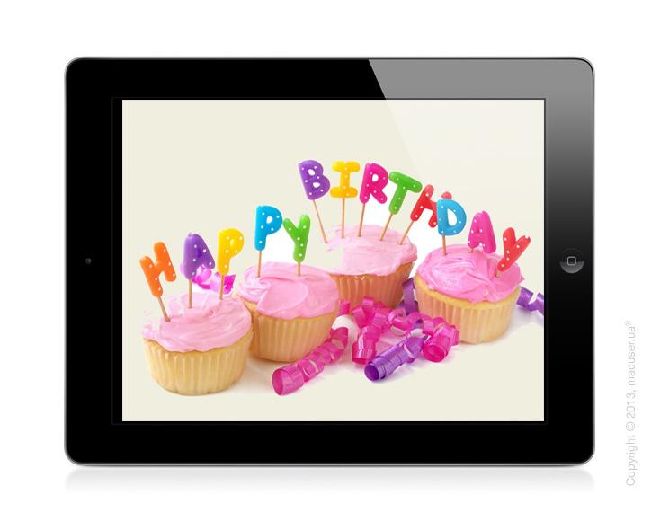 Наши поздравления, сегодня iPad исполнилось 4 года!