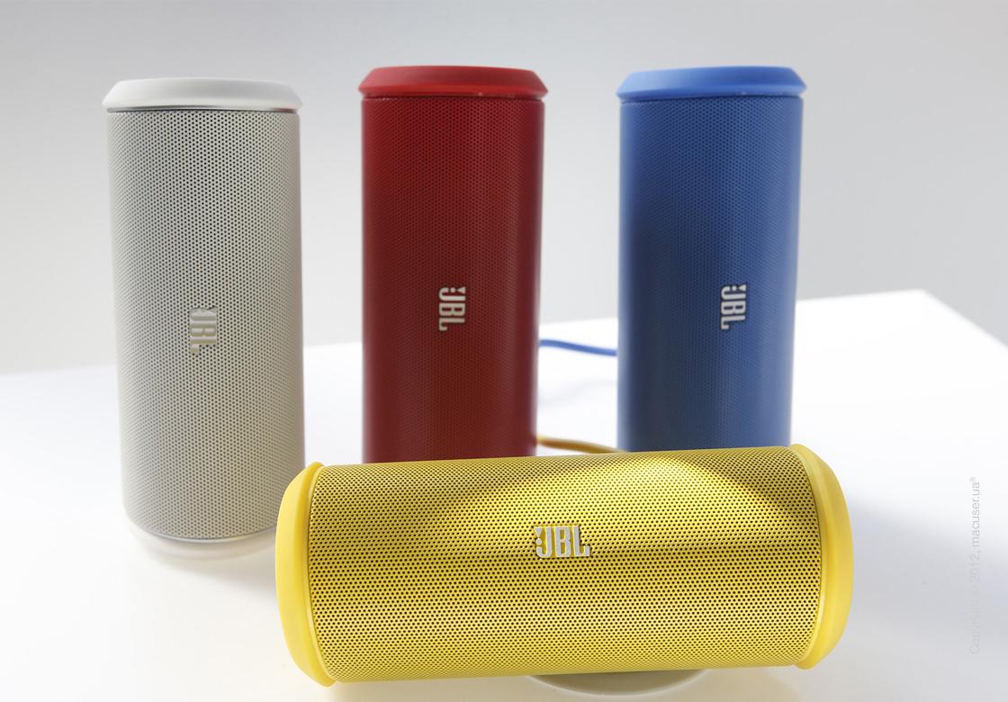 Все, что вы не знали об акустике JBL Flip II