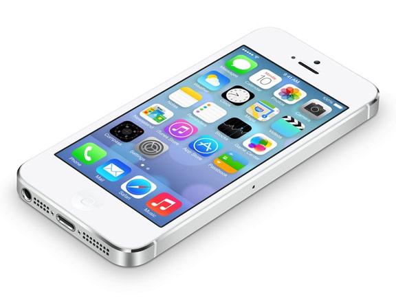 Изменений дизайна iOS 7 не будет. Apple патентует новые иконки