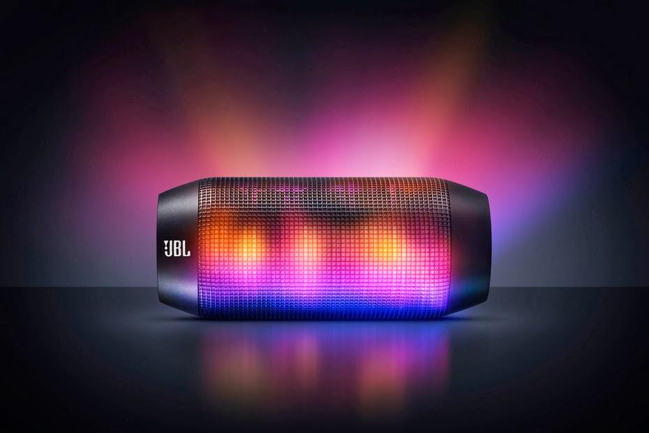 JBL Pulse - больше, чем просто акустика
