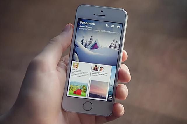 Paper от Facebook уже доступно для загрузки в американском App Store