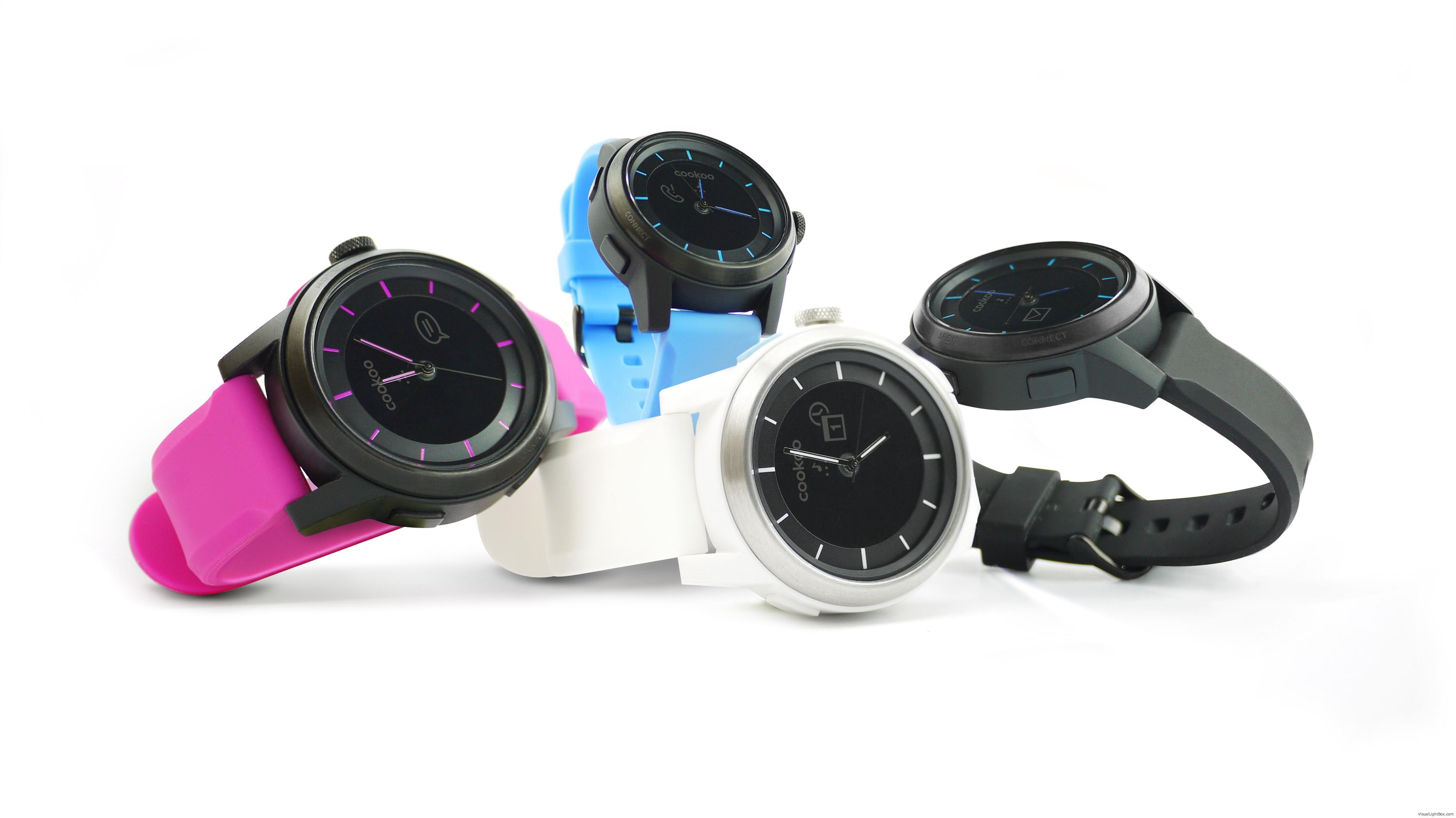 Обзор умных часов COOKOO Watch. Как соединили классику и современность.