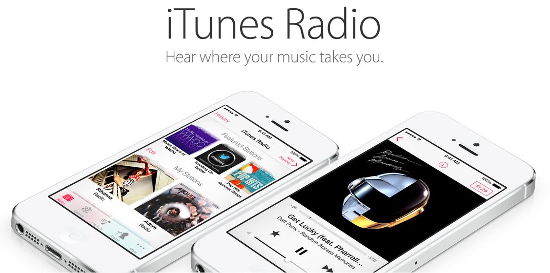 C iTunes Radio будут прилично зарабатывать независимые студии и музыкальные лейблы.