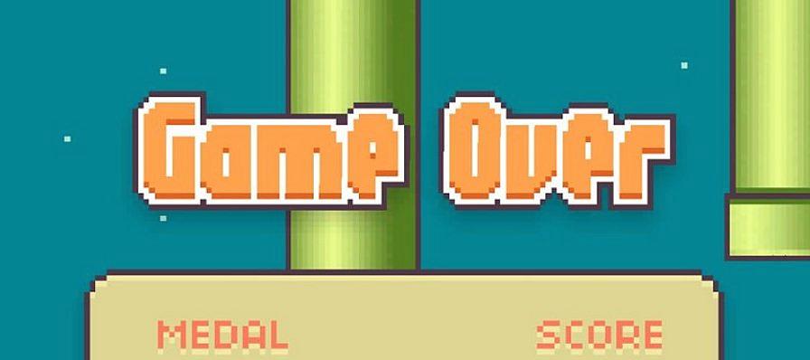 Nintendo добилась удаления Flappy Bird из App Store