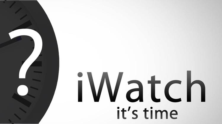 Компания Apple зарегистрировала новую торговую марку - iWatch!