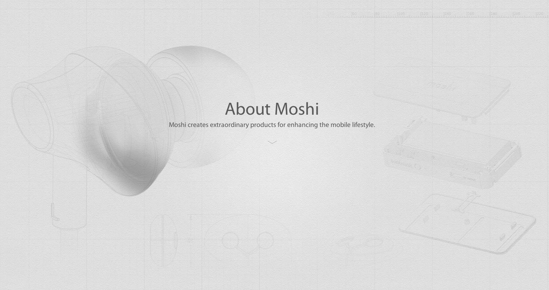 Обзор премиум-бренда Moshi  от компании Aevoe