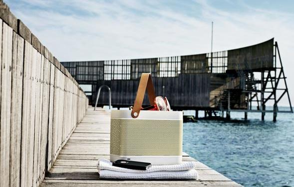 Bang & Olufsen Beolit 12: портативная премиум-акустика
