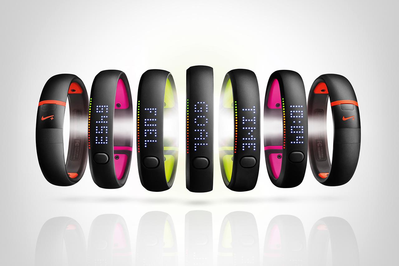 Обзор фитнес-браслета Nike+ Fuelband SE