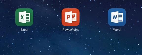 Скачать Microsoft Word, Excel и PowerPoint для iPad [ссылки]