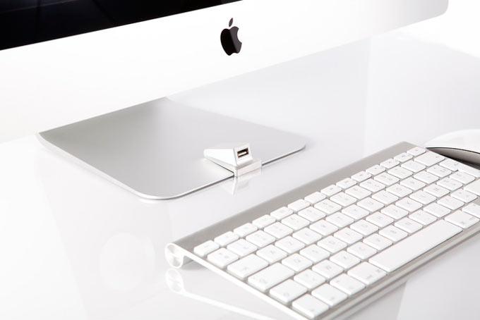 iMacompanion – оригинальный USB-удлинитель для iMac и Thunderbolt Display