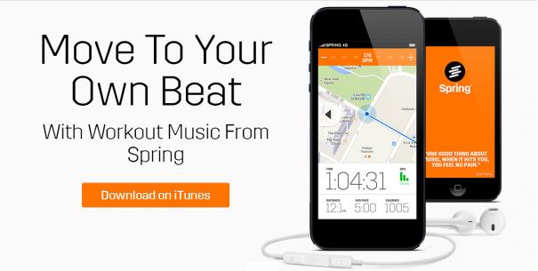 Spring — музыка под стиль вашего бега
