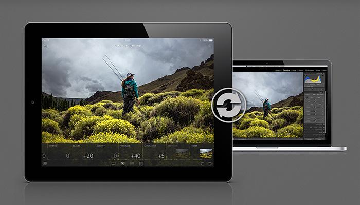 Adobe представила Lightroom Mobile для iPad (видео)