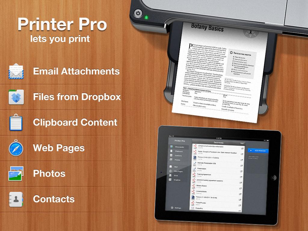Printer Pro для iPhone можно скачать бесплатно в течение 24 часов