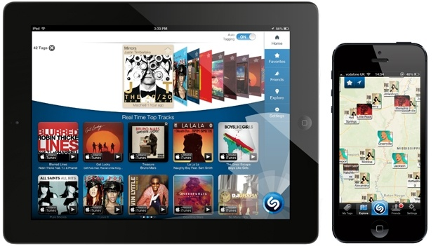 Apple совместно с Shazam работает над функцией определения песен в iOS 8