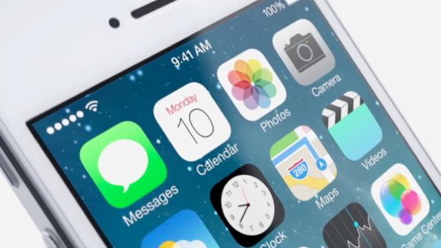 iOS 7 бета 3 - что нового?