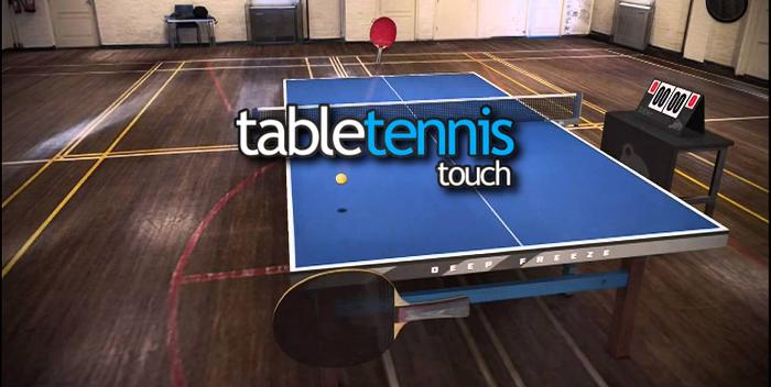 Table Tennis Touch — лучший симулятор пинг-понга
