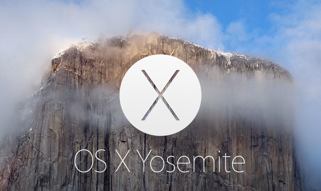 Колонка дизайнера: Первый взгляд на OS X Yosemite