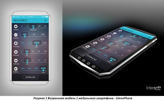 В «Сколково» представили проект «вечного» смартфона RIP
