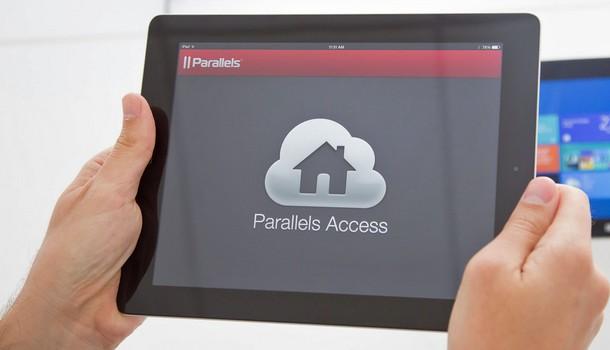 Приложение Parallels Access теперь доступно и на iPhone