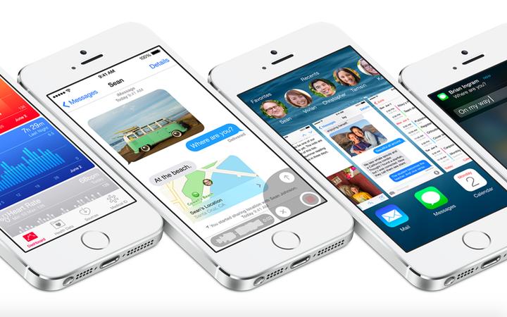 Все изменения в iOS 8 beta 2