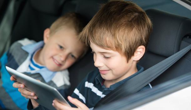 Как настроить iPad для ребенка