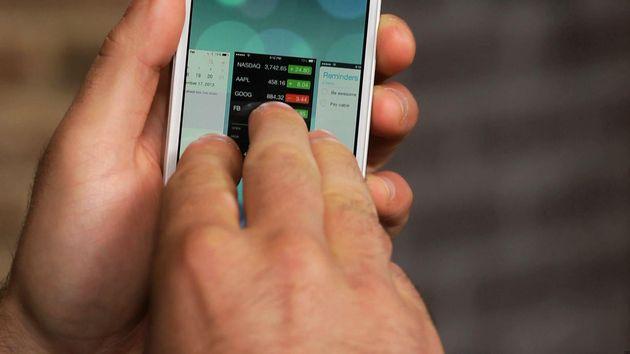 iOS 7 и жестовое управление: несколько хитростей