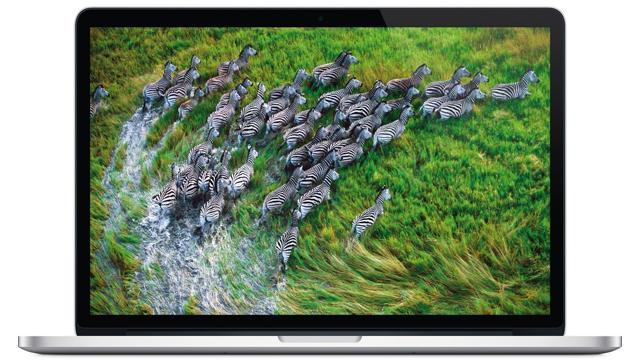 Обзор MacBook Pro 15