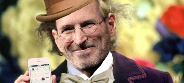 Стив Джобс и Яблочная фабрика