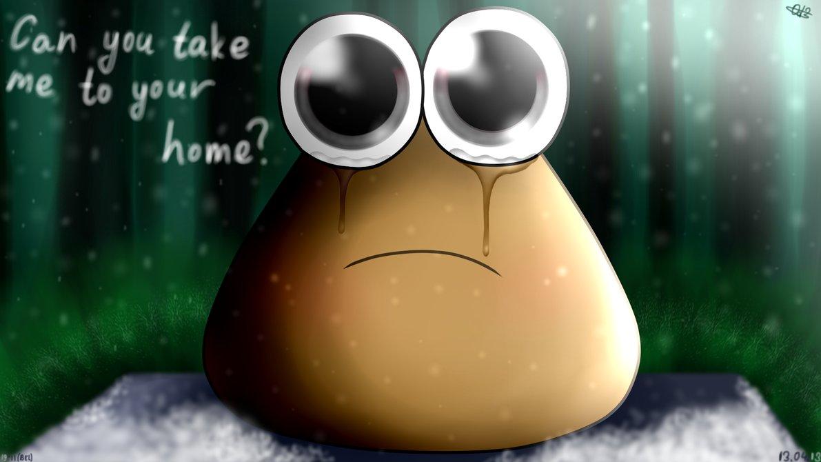 Pou — «кучонок» с глазками под вашей опекой