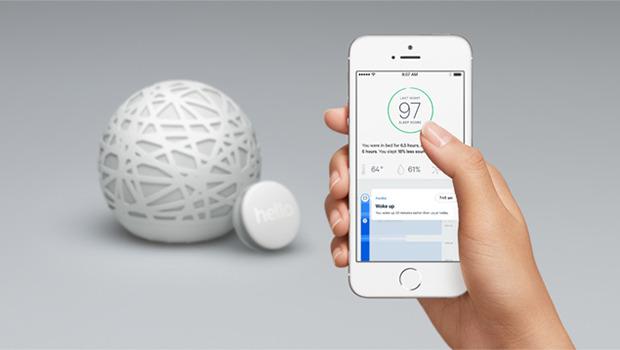 Sense – устройство для iPhone и iPad, которое изучит качество сна (видео)