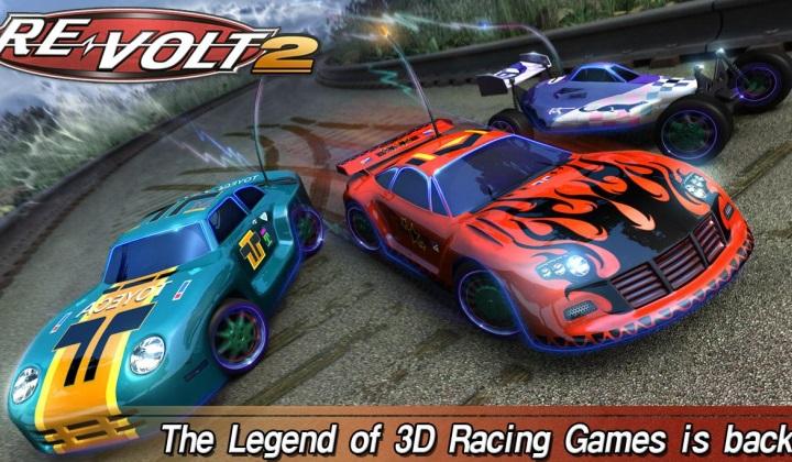 Обзор игры Re-Volt 2 для Android и iOS