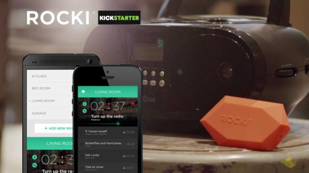 Rocki превратит ваш старый музыкальный центр в Wi-Fi аудиосистему