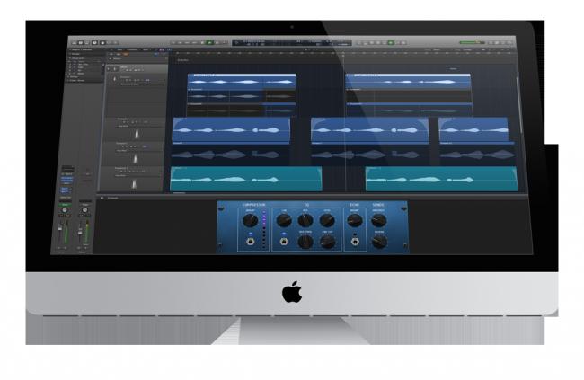 Глобальное обновление Apple Logic Pro