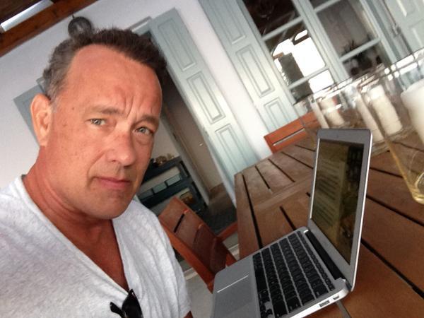 Актёр Том Хэнкс представил приложение Hanx Writer для iPad