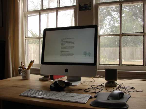 OmmWriter для Mac и iPad пробудит вдохновение в каждом писателе