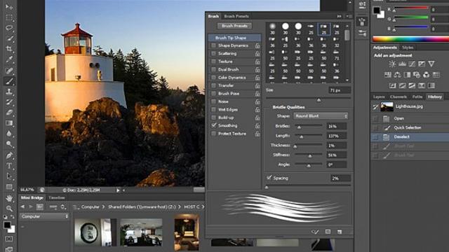 9 альтернатив Photoshop для OS X