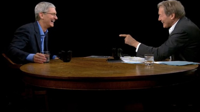 Тим Кук: «Разработка Apple Watch началась ещё три года назад»