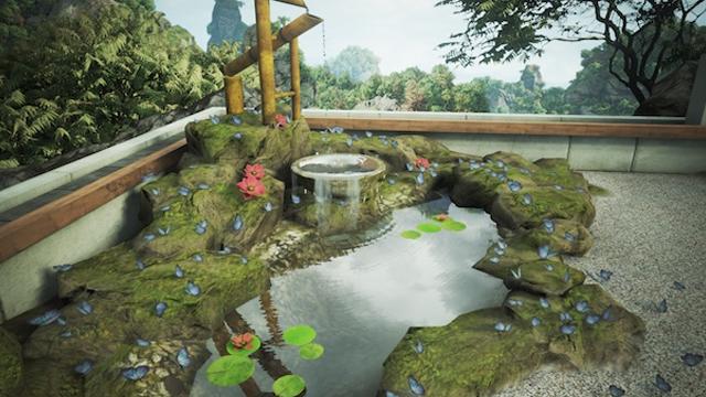 Игра Epic Zen Garden для iPhone и iPad — ощутите мощь Metal и iOS 8