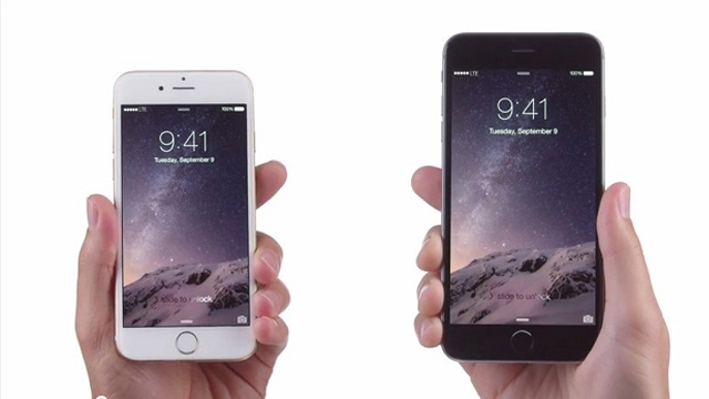 Apple запустила рекламную кампанию iPhone 6 и iPhone 6 Plus [Видео]