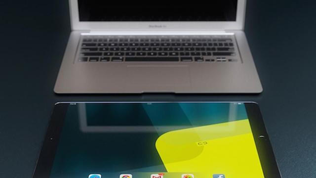 12,9-дюймовый iPad Pro получит процессор A8X, адаптированный для работы с графикой