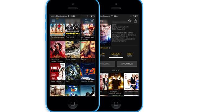 Как смотреть фильмы из торрент-сетей на iPhone и iPad без джейлбрейка