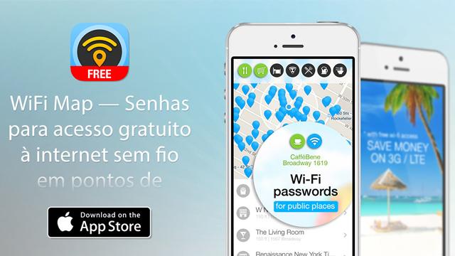 WiFi Map — миллионы паролей от Wi-Fi по всему миру у вас в кармане