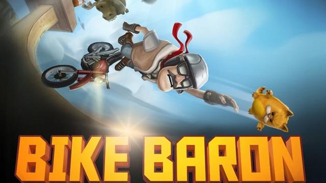 Игра Bike Baron — лучший мототриал для iPhone и iPad