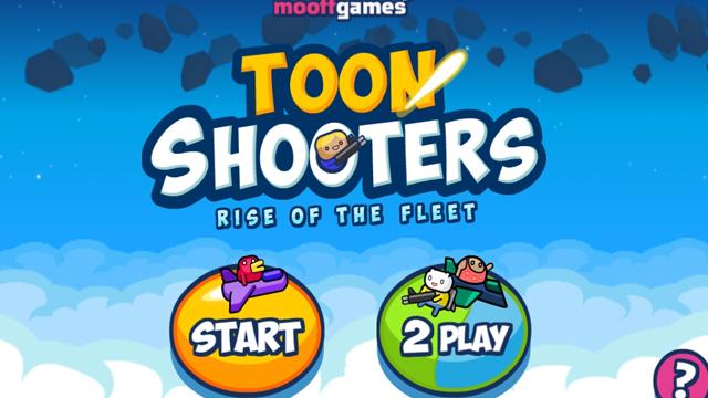Перестреляй их всех в Toon Shooters